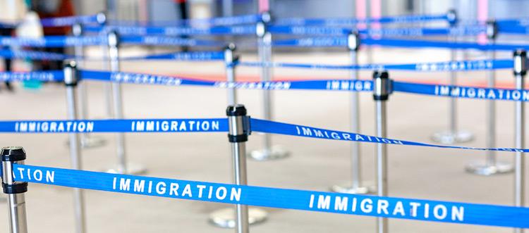 入国管理局は全国に61か所設置